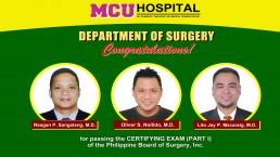 #MCUHospital #WithCareWeServe #CaloocanHospital #HospitalInCaloocan
