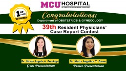 #MCUCaloocan #MCUHospital #MCUFDTMFHospital #MCUFDTMF #WithCareWeServe #CaloocanHospital #HospitalInCaloocan #PrivateHospitalInCaloocan #CaloocanPrivateHospital #TraumaHospitalInCaloocan # PhilhealthAccreditedHospital #SurgeonInCaloocan #PediaInCaloocan #OBGyneInCaloocan #OpthaInCaloocan #InternalMedicineInCaloocan #FamilyandCommunityMedicineInCaloocan #ENTInCaloocan #CAMANAVAHospital #CaloocanHospitalNearMe #HMOAccreditedHospital #KaiserAccredited #EastWestHealthCareAccredited #AsianLifeAccredited #CarewellAccredited #CocolifeAccredited #IntellicareAccredited #GeneraliAccredited #FlexicareAccredited #HPPIAccredited #ValueCareAccredited #InsularHealthCareAccredited #MedasiaAccredited #MedicardAccredited #HMIAAccredited #AcegaAccredited #CaritasAccredited #WellCareAccredited